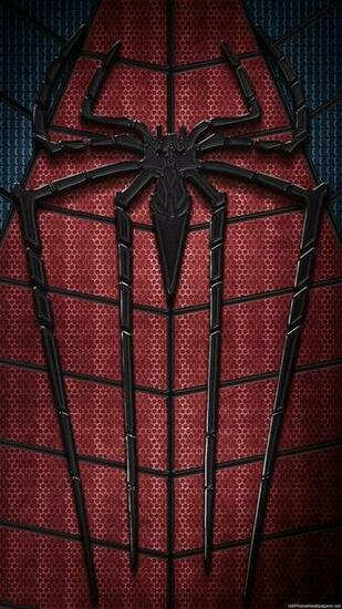 HD Logo Spider Man iPhone Wallpapers