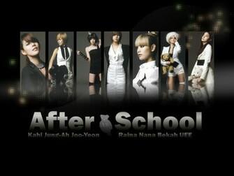 after school   After School Wallpaper 9574448