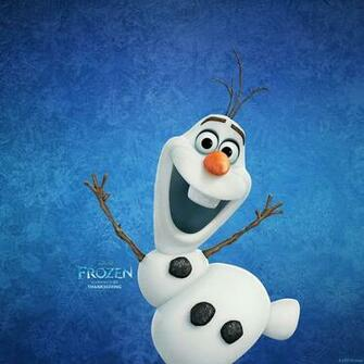 Olaf Disney Frozen HTC One X ATT Wallpaper download   Download