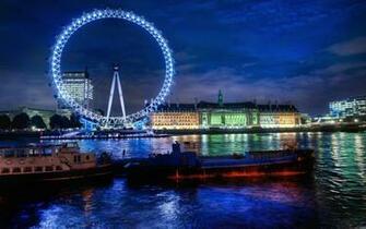The London Eye Hd Wallpaper Wallpaper List