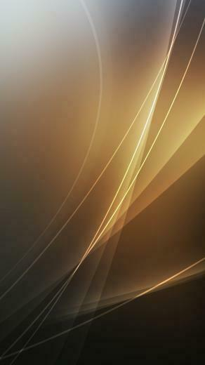 Bronze curves Mobile Wallpaper 4325
