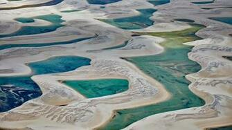 Lenis Maranhenses National Park Bing Wallpaper Download