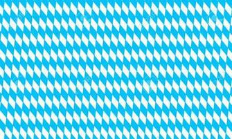 Oktoberfest Pattern With Blue And White Rhombus Flag Of Bavaria
