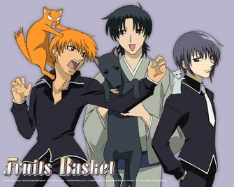 Fruit Basket Anime Images Pictures   Becuo