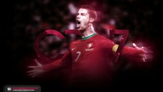 Cristiano Ronaldo CR7 Galaxy wallpaper by michaelherradura on