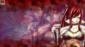 Erza Wallpaper   Fairy Tail by Kingwallpaper