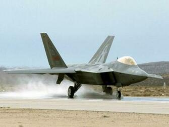 Here Come four F 22 Air Force Raptors from the sky to your desktop