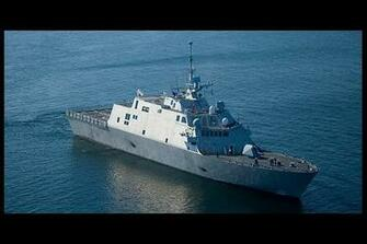 USS Freedom LCS 1 Wallpaper