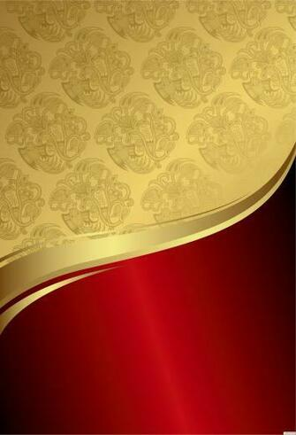 35 Gold And Red Wallpaper On Wallpapersafari