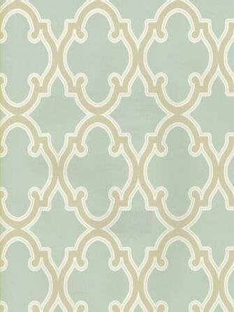 Moroccan Trellis Wallpaper   Mediterranean   Wallpaper   by American