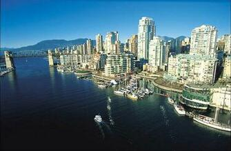 Vancouver HD Wallpapers Downtown Buildings Wallpaper City 85293 high