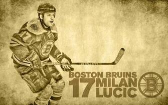 Boston Bruins Milan Lucic Wallpaper