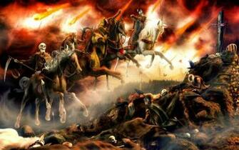 Top Black Horse Of Revelation 6 Wallpapers