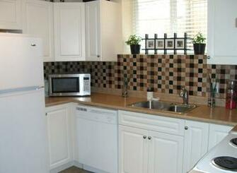 black tiles because we didn t want the black to take over the kitchen
