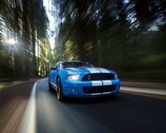 Ford Mustang Desktop Wallpaper