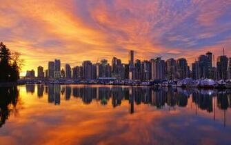 Vancouver Summ HD Wallpaper Background Images