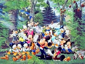 Walt Disney Wallpapers   The Magic of Music   Walt Disney Characters