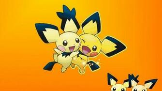 74] Pichu Wallpaper on WallpaperSafari