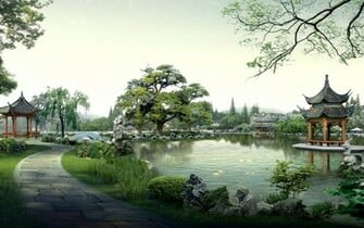 landscape digital japan china wallpaper wallpapers images