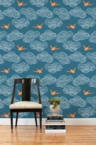 removable wallpaper tiles Kids Room Pinterest
