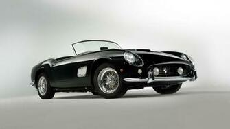 1963 Ferrari 250 GT California Spyder Wallpapers HD Images