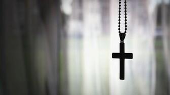 Religious   Cross Jesus Christ Savior God Wallpaper
