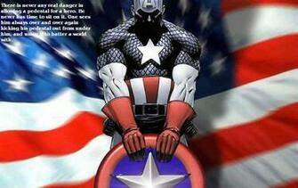 Captain America alias the Cap is the oldest hardest and most