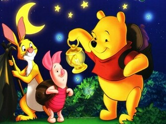 Winnie the Pooh Disney Desktop Wallpaper