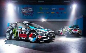 Image for Hoonigan Racing Desktop Wallpaper For PC