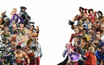 Desktop Wallpapers HD Tekken Wallpapers