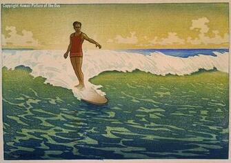 Longboard Surfing Wallpaper Download wallpaper 1600 x