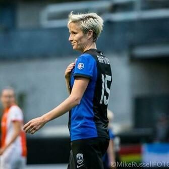Megan Rapinoe turns attention toward youth homelessness   Sounder