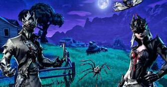 Spider Knight Skin LEAKED   Fortnite Skins Found In V610 Update