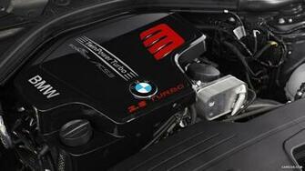 2012 AC Schnitzer BMW 3 Series F30   Engine HD Wallpaper 11