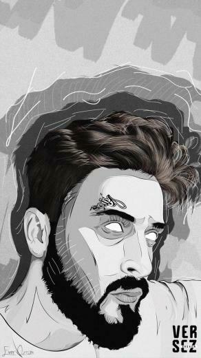 Sehinsah Vector Work Mobile Wallpaper xOVerses by emreozturk17 on