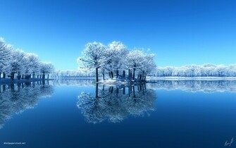Beautiful Winter Scene Wallpapers   9797