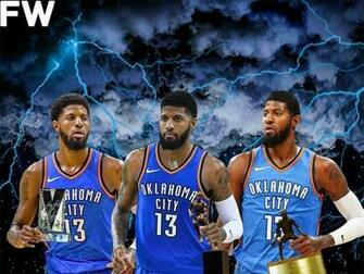 Paul George Can Make History And Win 3 NBA Awards Fadeaway World