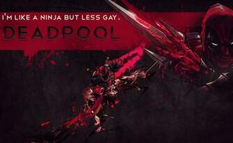 Deadpool Wallpaper by AmbroseFx