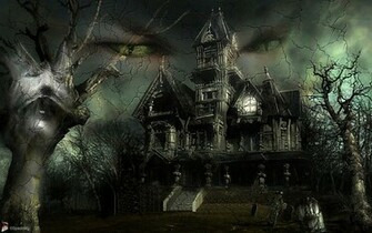 Pin 3d Halloween Wallpaper Fever