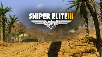Download wallpaper 1920x1080 sniper elite iii sniper elite 3