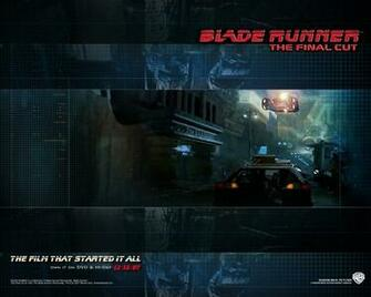 Official Blade Runner Wallpaper   Blade Runner Wallpaper 8207510