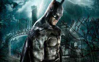 1440x900 Batman Arkham Asylum desktop PC and Mac wallpaper
