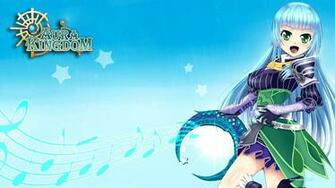 Aura Kingdom Wallpaper Custom Character by incro300