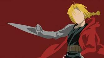 Edward Elric Wallpaper Dark Red Version by tonyp2121 on
