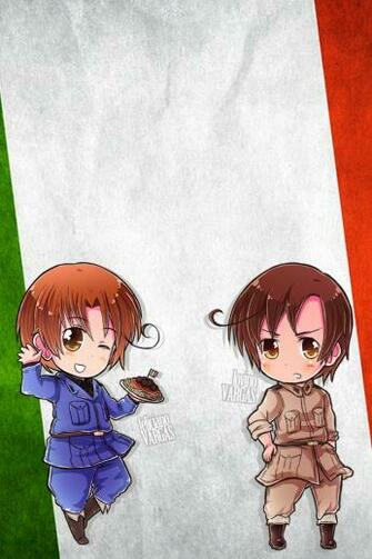 Hetalia iWallpapers   Italy and Romano by Dreamweaver38 on