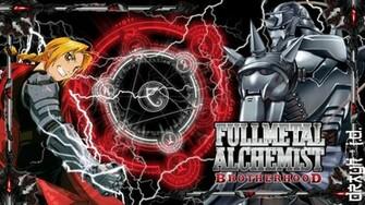 Fullmetal Alchemist Brotherhood Wallpaper Hd Fullmetal alch