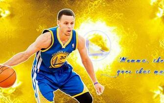 Stephen Curry Golden State Warriors Wallpaper