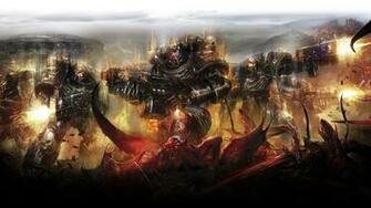 Warhammer 40K Wallpaper 1920x1080 Warhammer 40K Chaos Space Marine