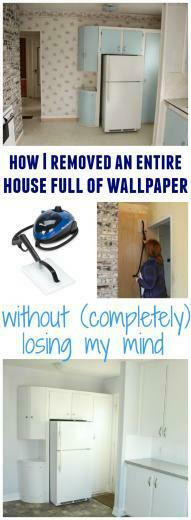 How to Remove Wallpaper Without Completely Losing Your Mind   The