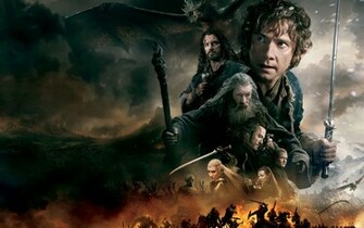 Hobbit The Battle of the Five Armies 2014 Wallpapers HD Wallpapers